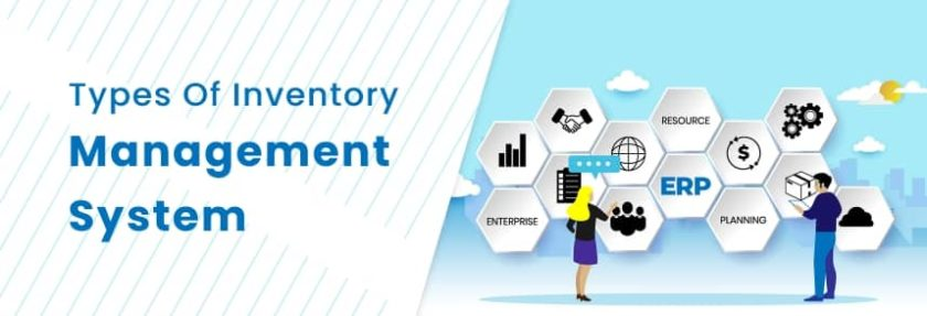 types of inventory management software