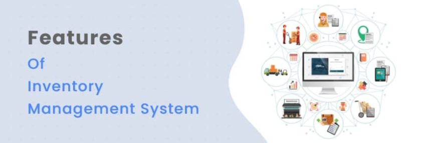 features of innventory Management System