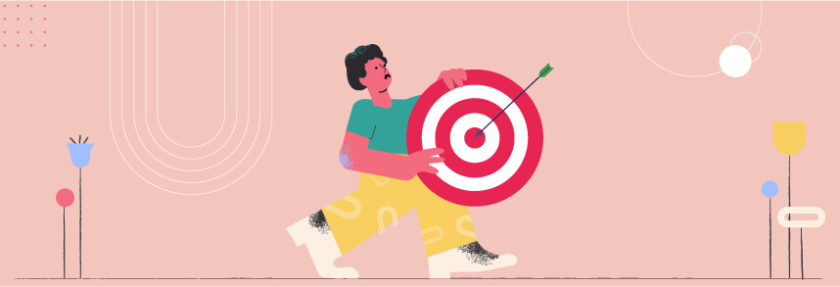 create a design that empathizes with the target audience