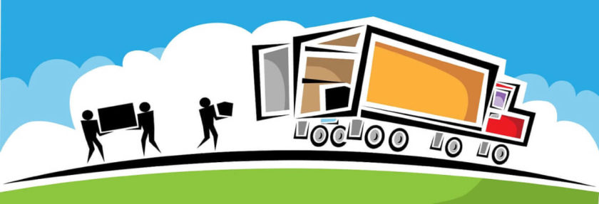 Packers and Movers App ideas