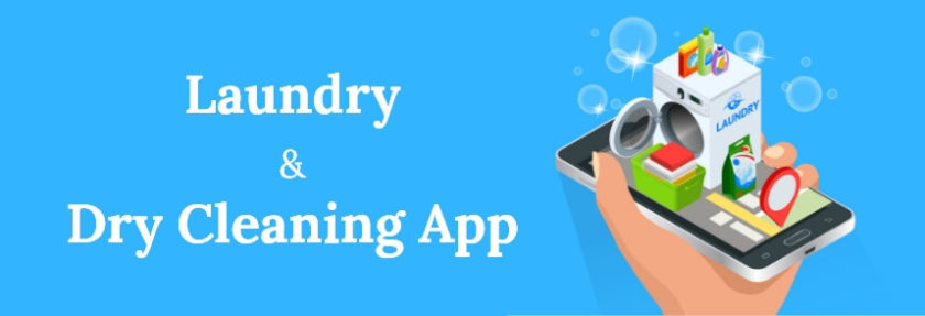 lundry and dry cleaning app ideas