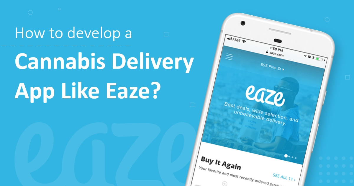 Cannabis Delivery App Development Company