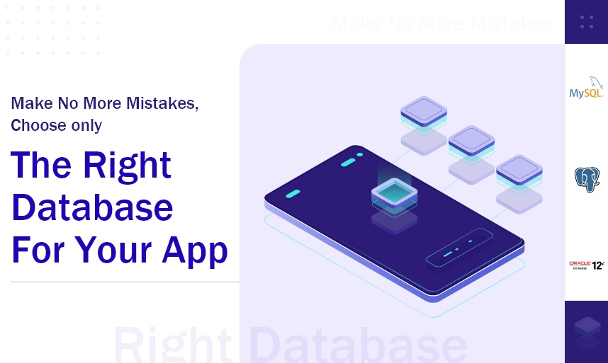 Select the right database for App