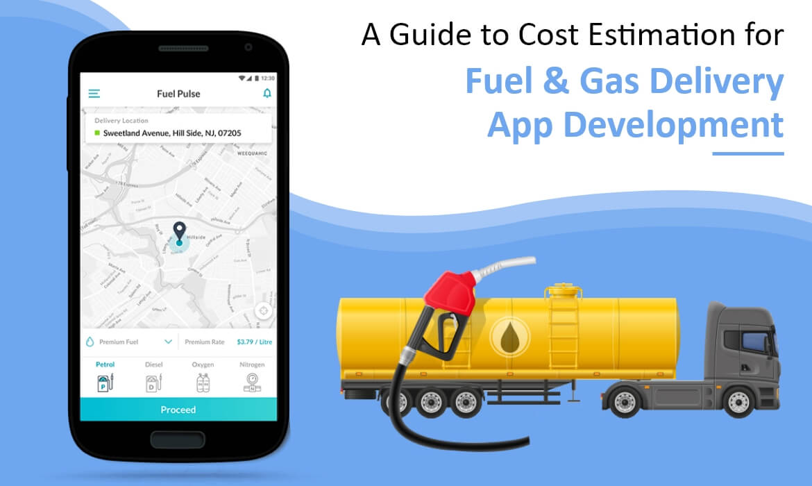 Fuel Delivery App Development Cost