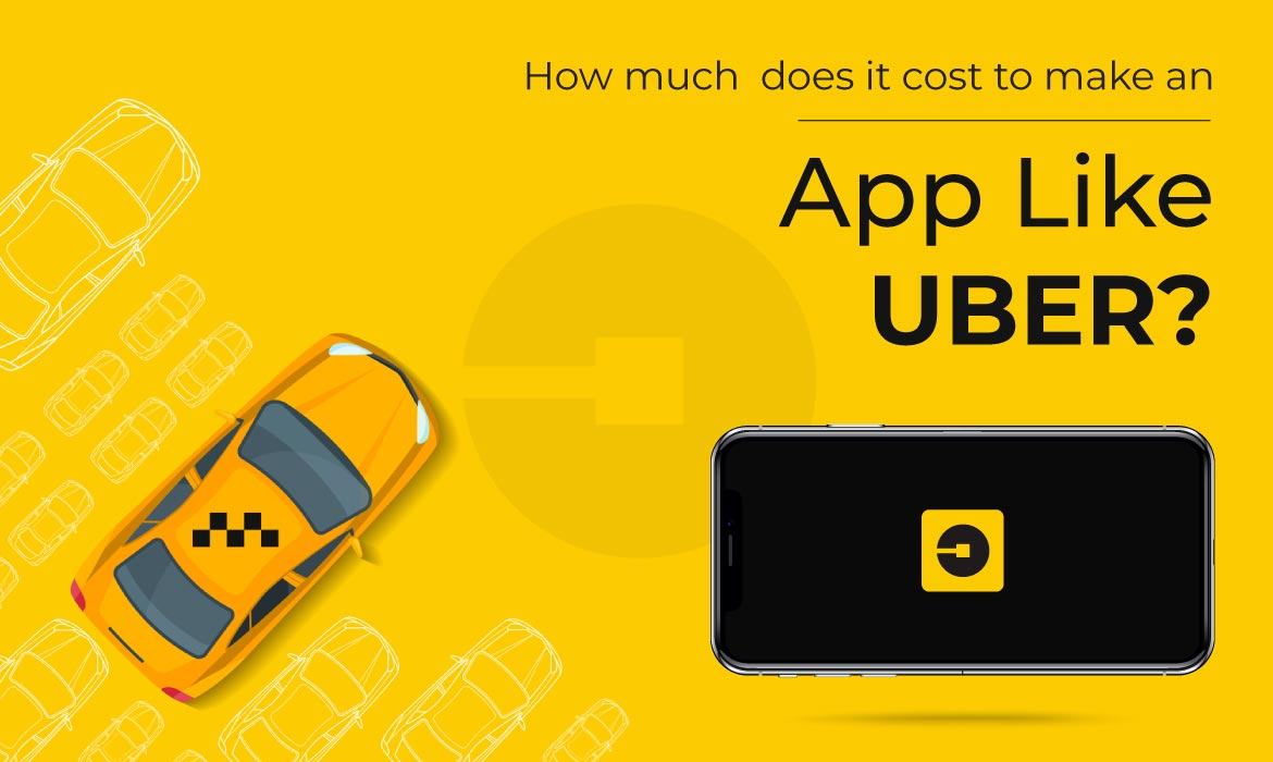 cost to make an app like uber