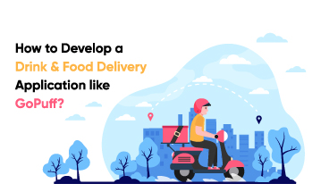 Develop Alcohol & Food Delivery App