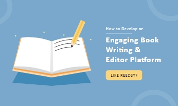 Book Writing and Editor App Development