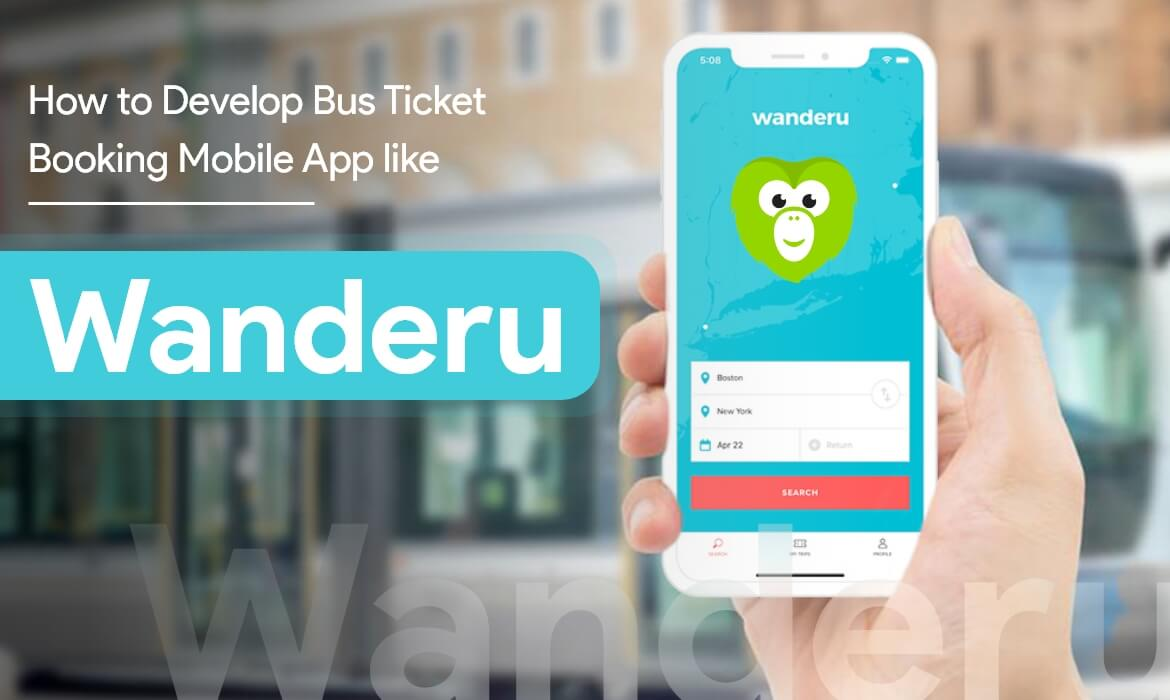 Bus Ticket Booking Mobile App Development