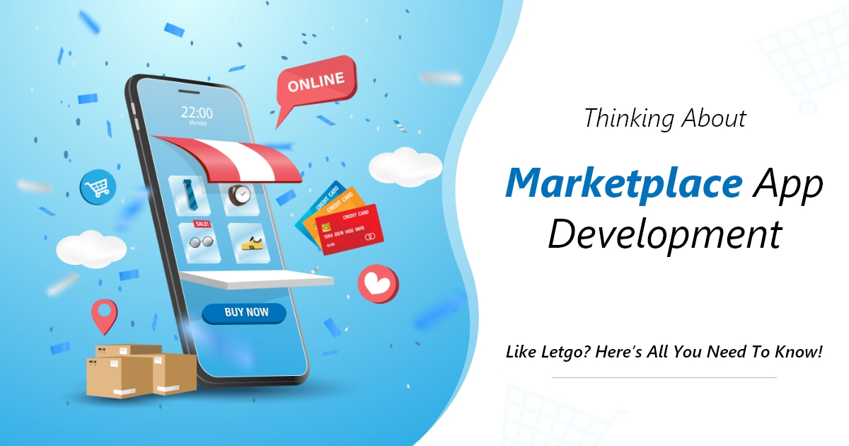 Develop a Marketplace App like Letgo