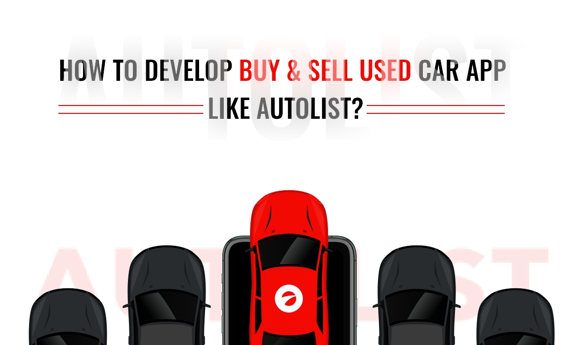 Buy & Sell Used Car App Development