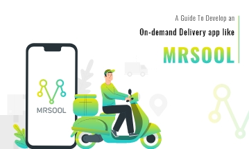 On-Demand Delivery App Development
