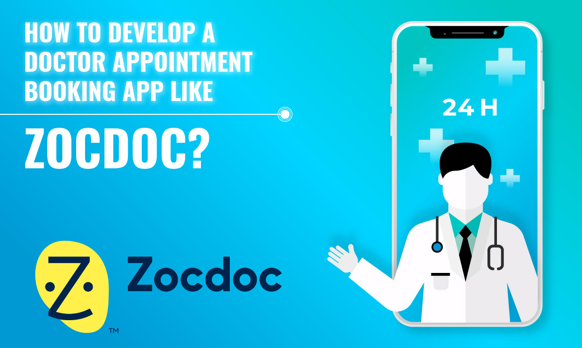 build an app for booking doctor appointments