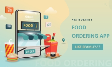 Develop a Food Ordering App for your Takeaway