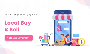 Develop local Buy-Sell App like OfferUP