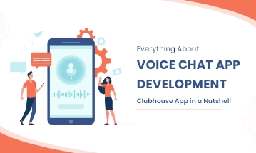 Develop Voice Chat App Like Clubhouse