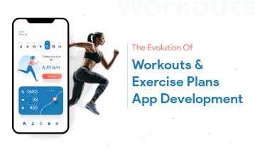 Develop Exercise Plans App like Sworkit Fitness