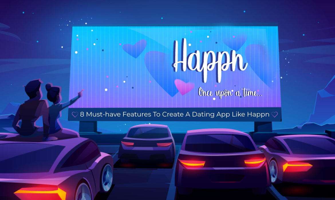 developing a Dating App like Happn