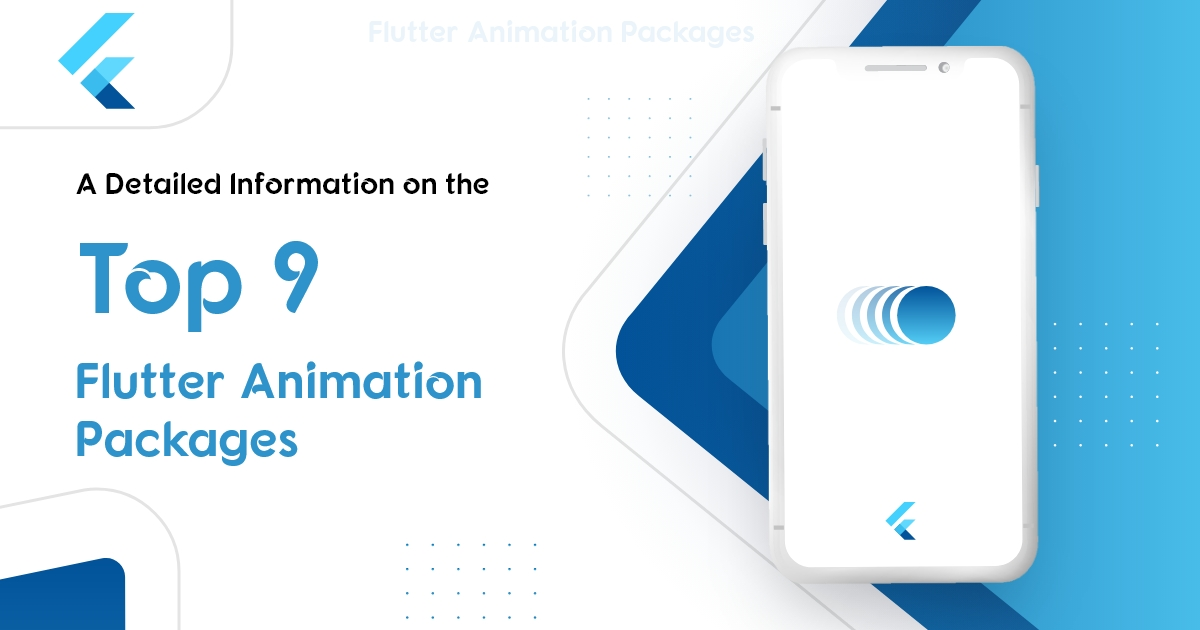 Amazing Flutter Animation Packages