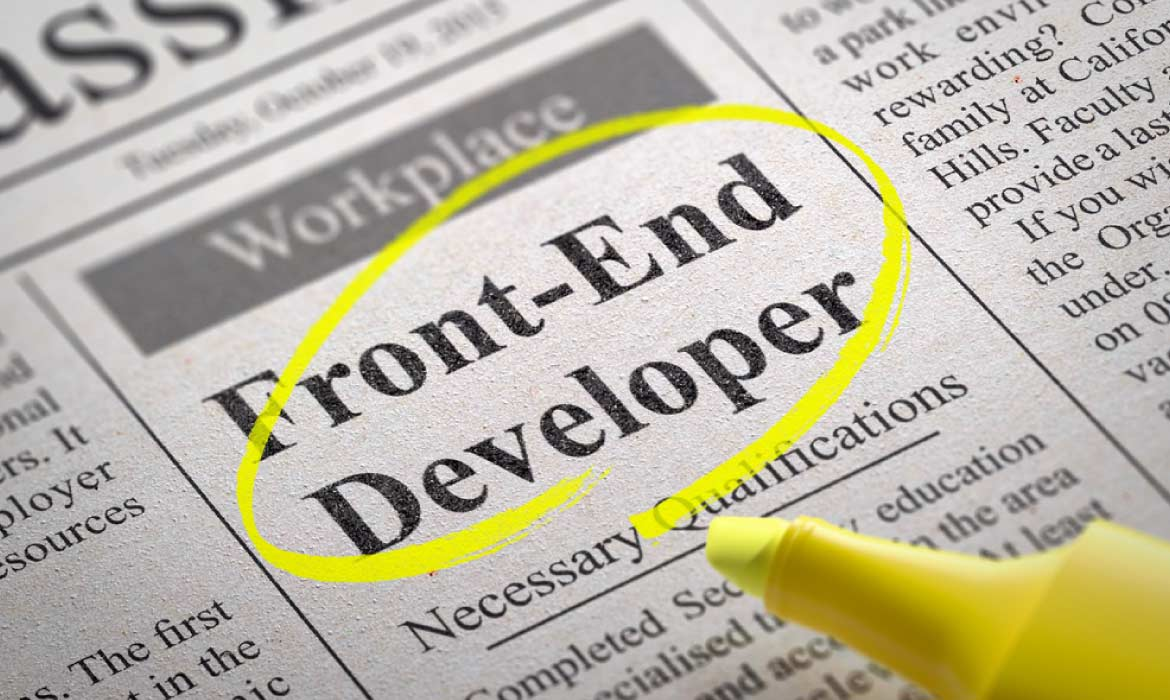 front-end development Company