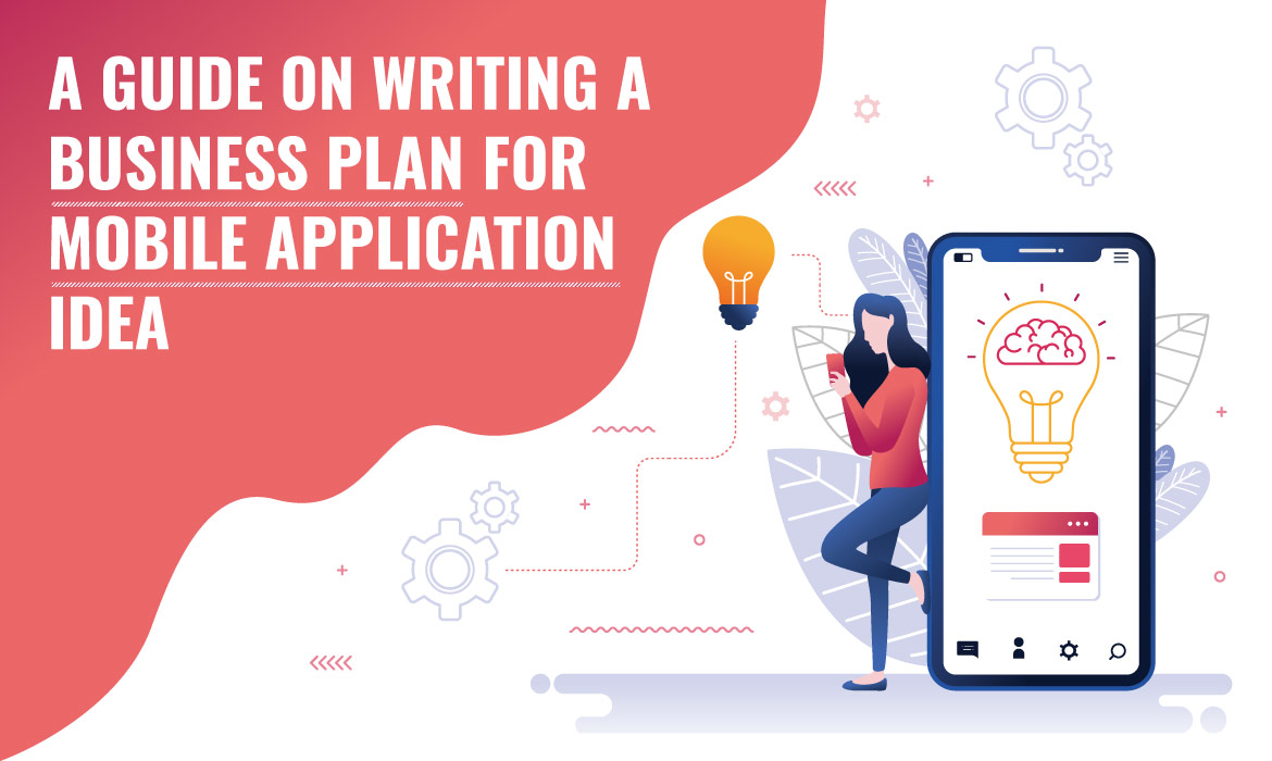 Create a business plan for an app