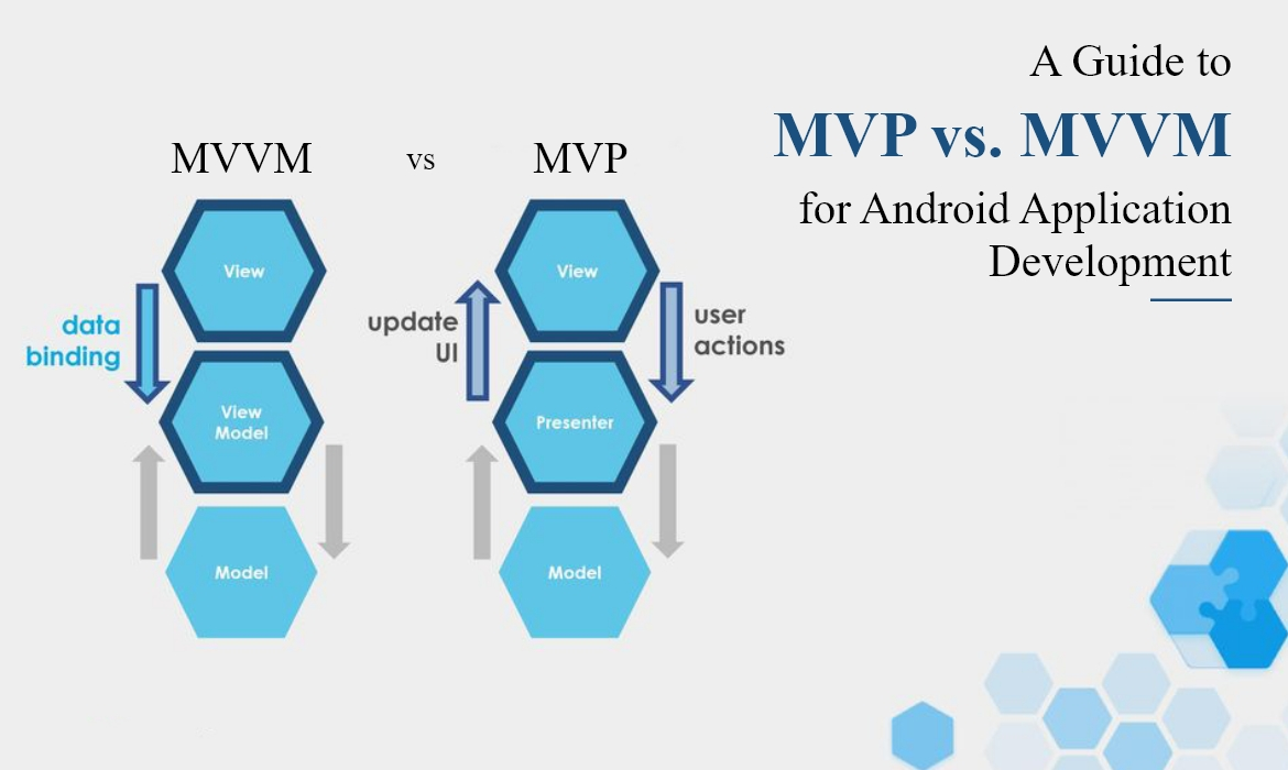 MVP vs MVVM for Android Application Development