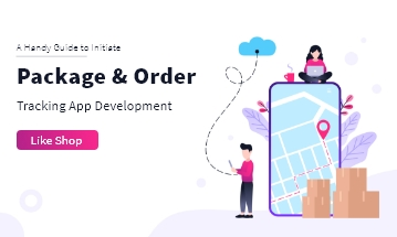 Package & Order Tracking App Development