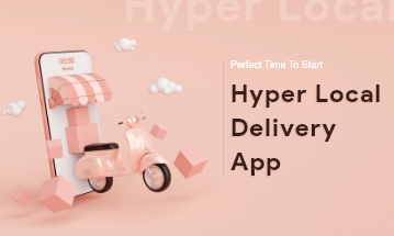 Why the Hyperlocal delivery app
