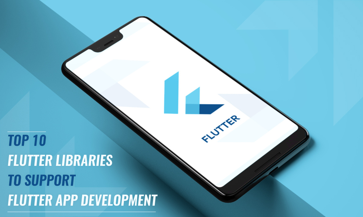 Top 10 flutter libraries