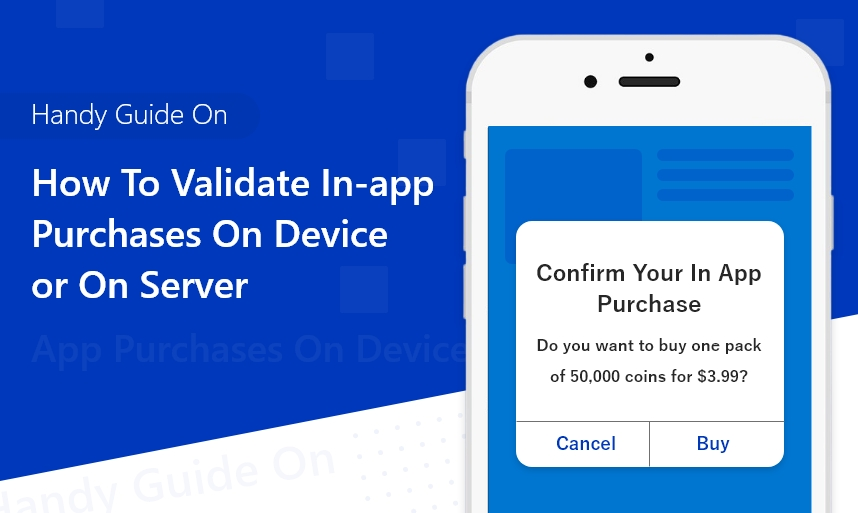 Validating In-App Purchases On-Device