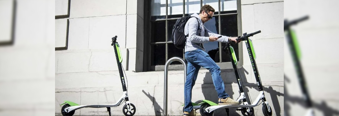 E-scooter Sharing App Ideas