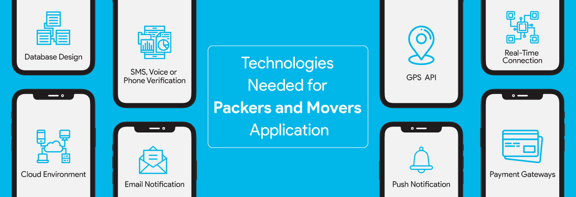 develop an On-Demand Packers and Movers App