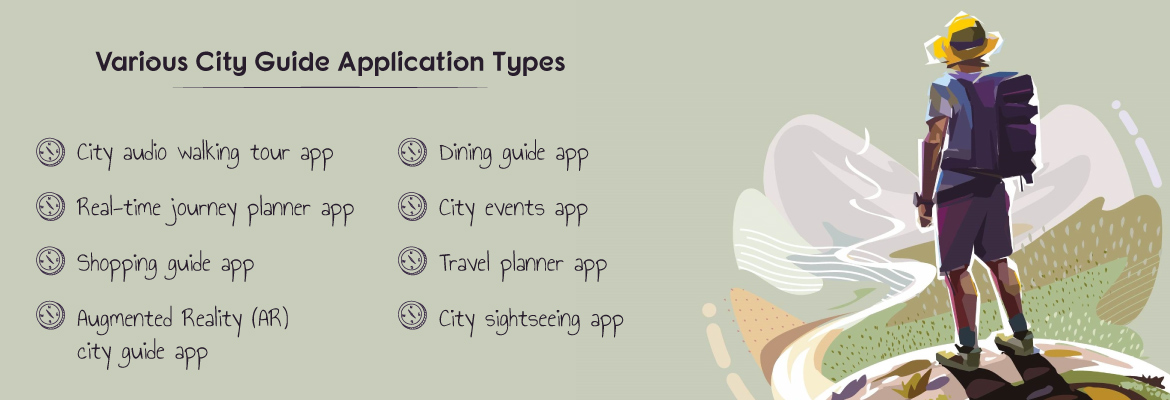 Develop City Guide Application