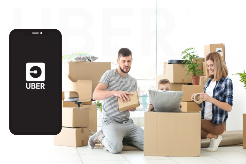 Cost to develop an On-Demand Packers and Movers App