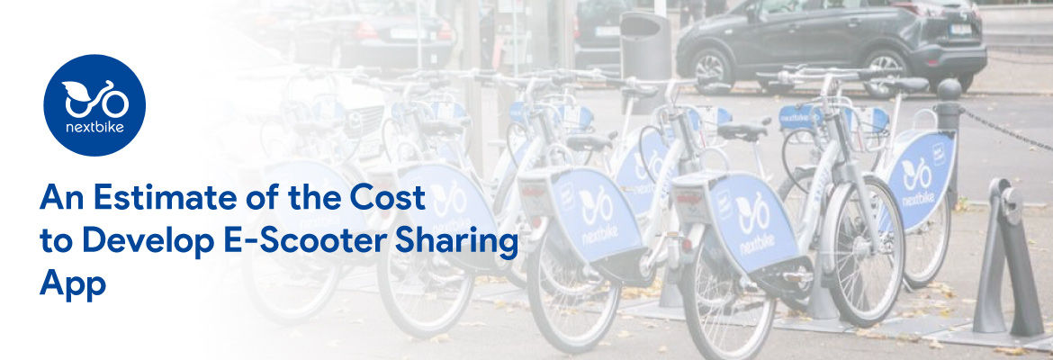 Cost to develop an app like Nextbike