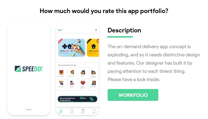 Build an App like Glovo