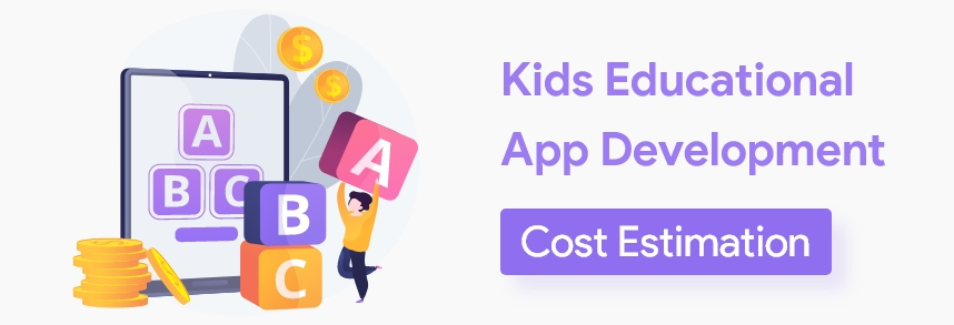 Kids Educational  App Development