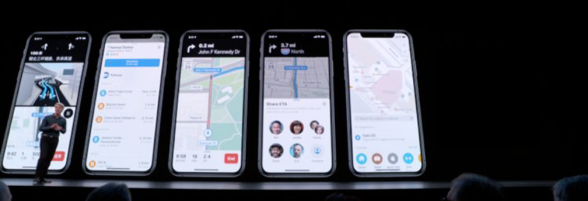 Features of Apple's New iOS 13