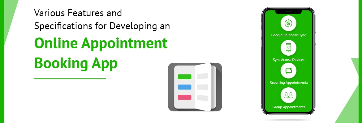 Appointment Booking App Development