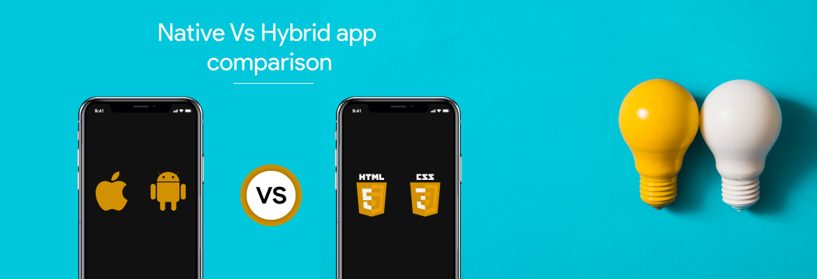 Comparison of Hybrid and Native App