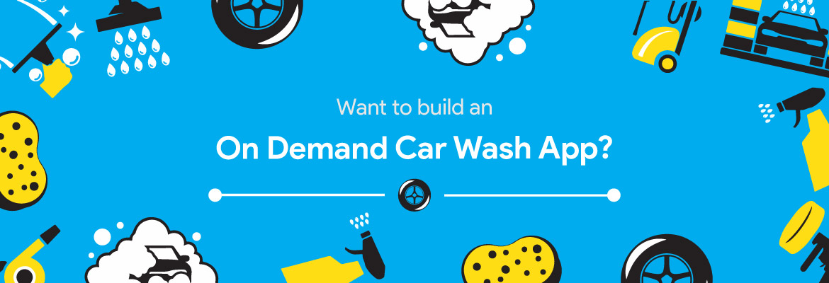 Cost of Car Wash App Development
