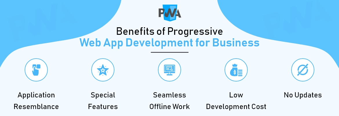 Advantages of Progressive Web Apps