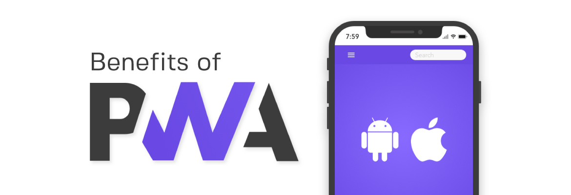 Develop progressive web app